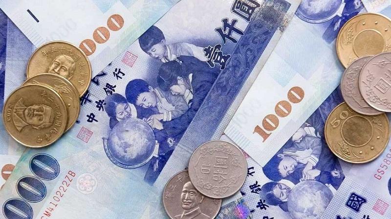 tiền giấy và tiền xu Đài Loan